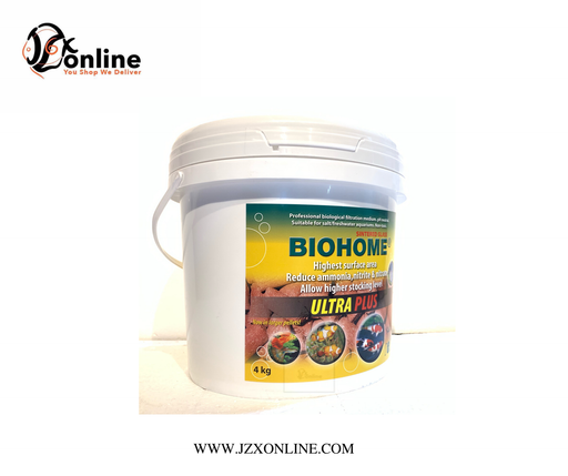 BIOHOME Ultra Plus - 4kg (Filter Media)