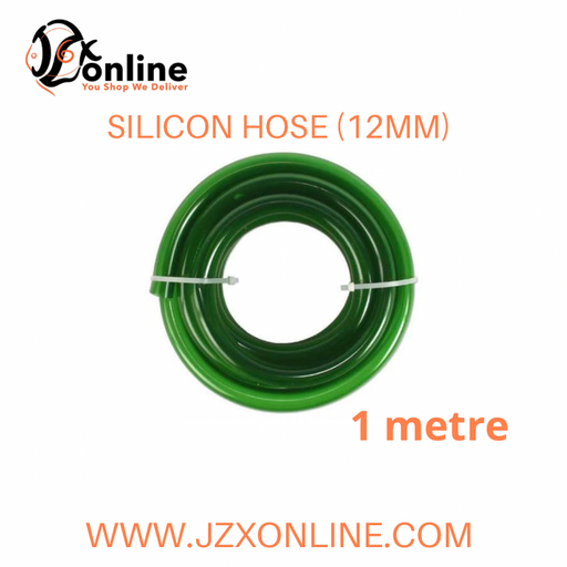 Silicon Water hose 12mm- 1m