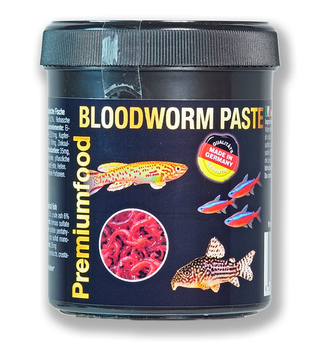 DISCUSFOOD Pastes - Bloodworm Paste 125g