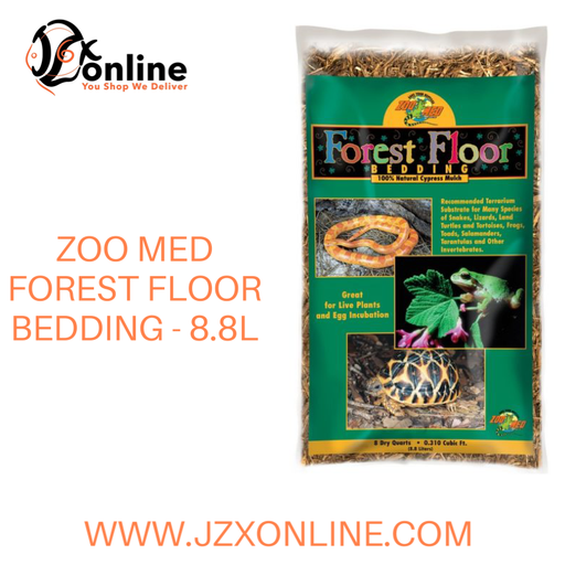 Zoo Med Forest Floor Bed - 8.8L