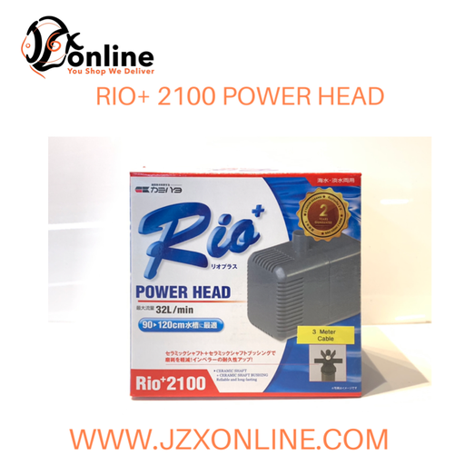 RIO+ 2100 Water Pump (2630L/hr)