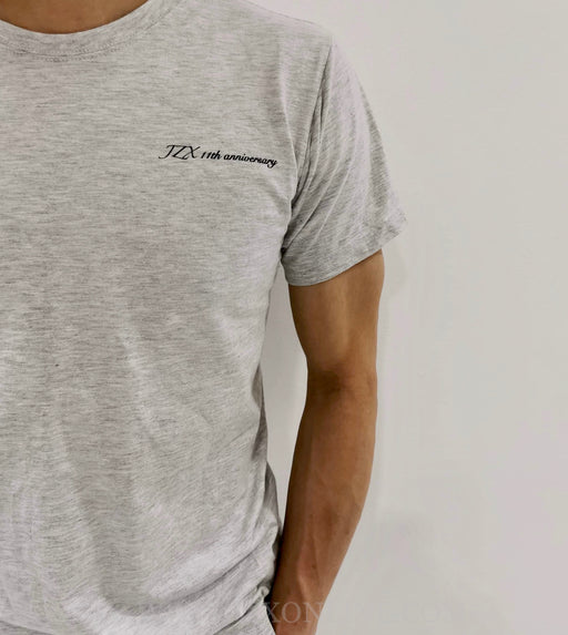 JZX 11th Anniversary Limited Edition T-Shirt (Ash Grey colour)