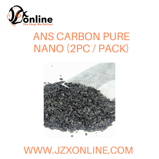 ANS Carbon Pure Nano (2bags/pack)