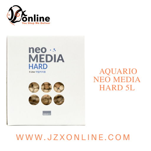 AQUARIO Neo Media HARD 5L