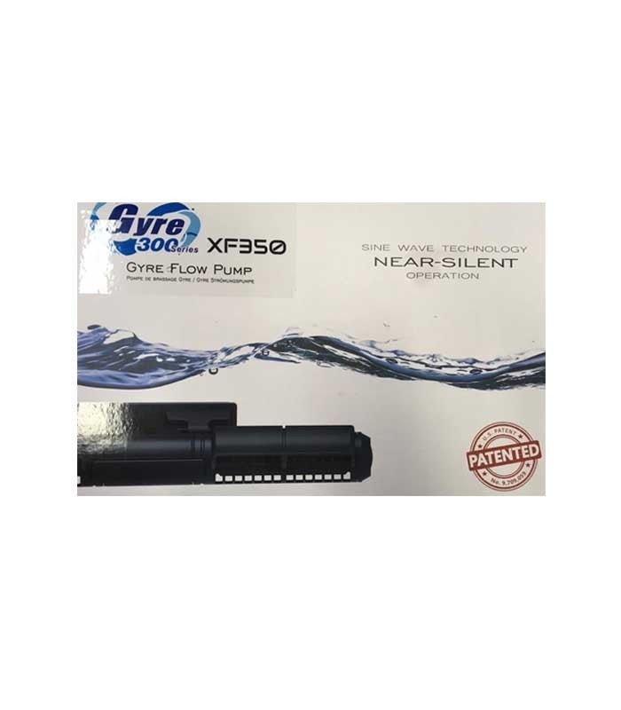 MAXSPECT Gyre XF350 (1 Controller + 2 Pumps)