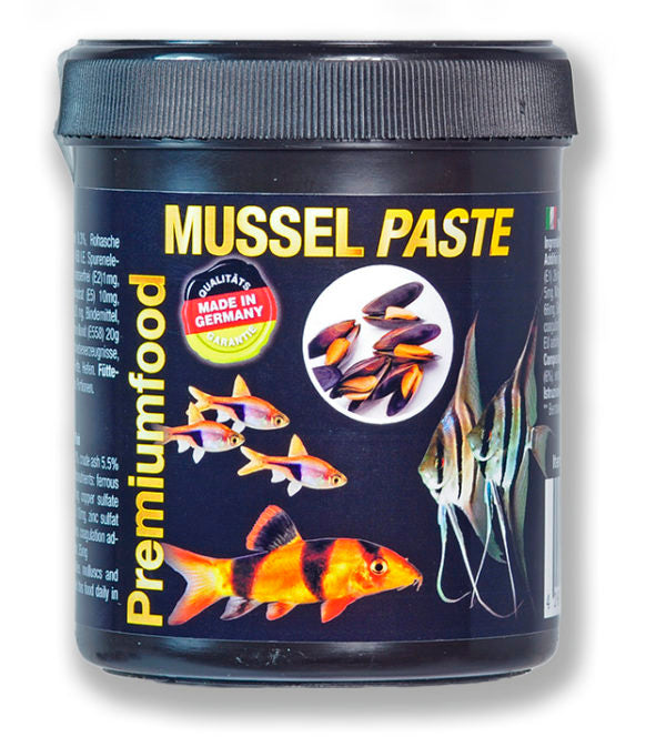 DISCUSFOOD Pastes - Mussel Paste 125g