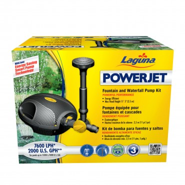 Laguna PowerJet 2000 Fountain Pump