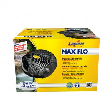 LAGUNA Max-Flo 1350 Waterfall & Filter Pump