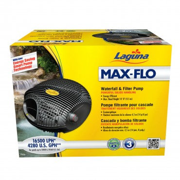 LAGUNA Max-Flo 4280 Waterfall & Filter Pump