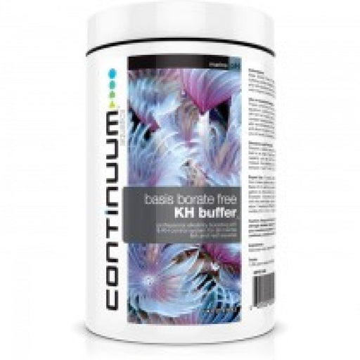 CONTINUUM Basis BF Borate Free Reef Building Buffer 250g