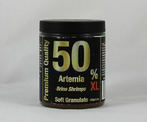 DISCUSFOOD Artemia 50% Soft Granulate XL 150g