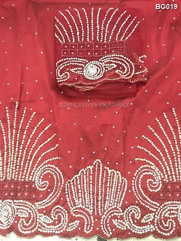 Beaded Georges with blouses - BG019 - Aspiration Traders