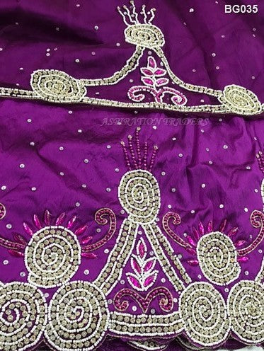 Beaded Georges with blouses - BG035 - Aspiration Traders
