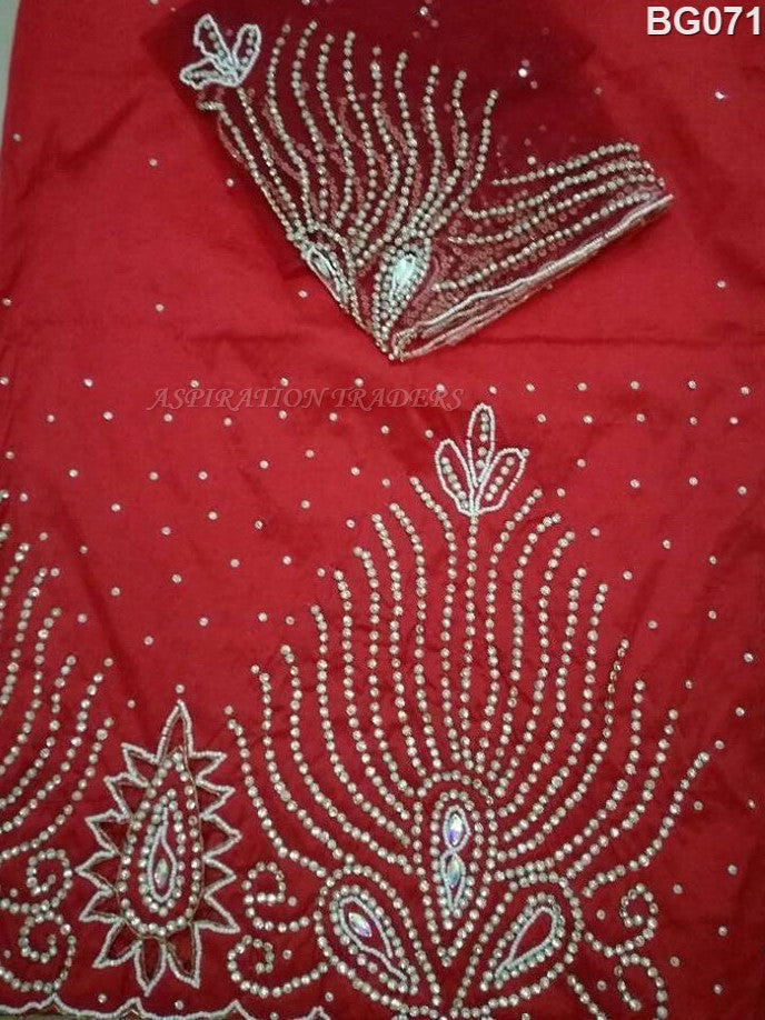 Beaded Georges with blouses - BG071 - Aspiration Traders