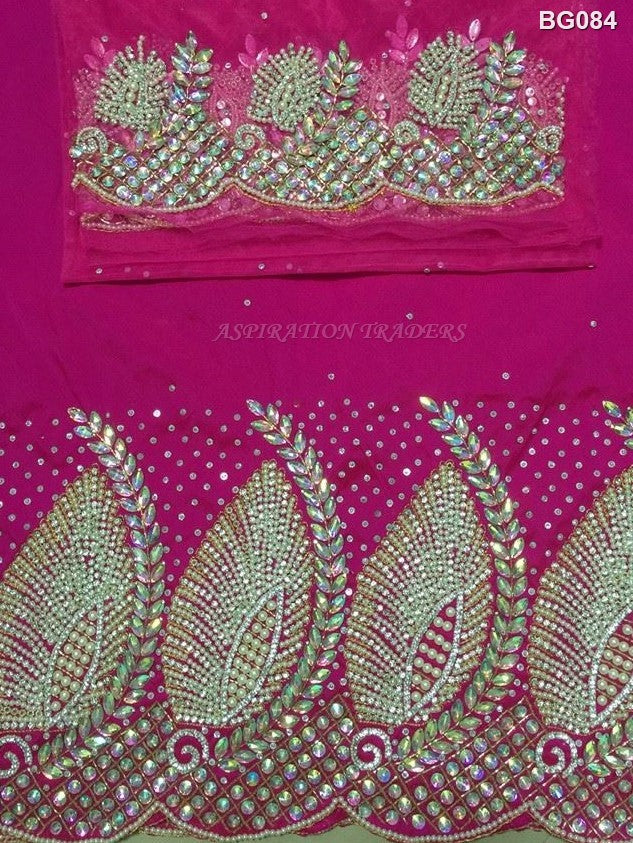 Beaded Georges with blouses - BG084 - Aspiration Traders