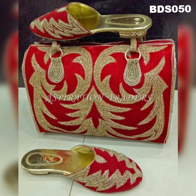 Hand Bag, Clutch & Shoes - BDS050 - Aspiration Traders