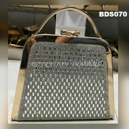 Hand Bag, Clutch & Shoes - BDS070 - Aspiration Traders