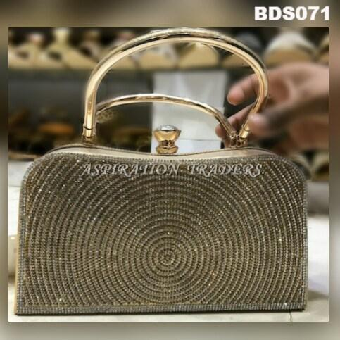 Hand Bag, Clutch & Shoes - BDS071 - Aspiration Traders