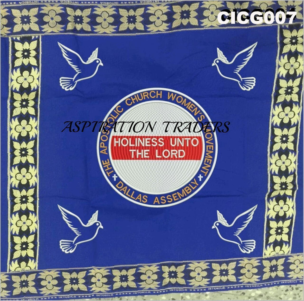 Club Intorica cotton Georges - CICG007 - Aspiration Traders
