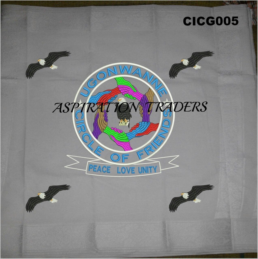 Club Intorica cotton Georges - CICG005 - Aspiration Traders