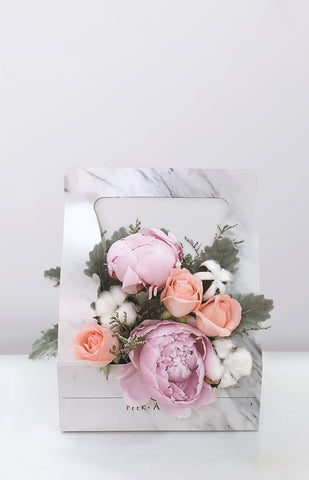 Flower In Box Delivery Malaysia