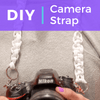 DIY Macramé Camera Strap