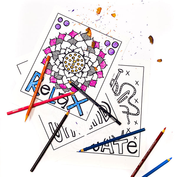 Daily Free Printable Coloring Pages & Free Patterns - Darn ...