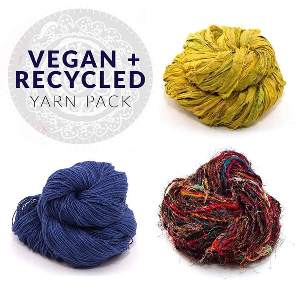 Top 5 Reasons to Use Vegan and Recycled Yarn