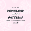 How To Download Free Patterns from Darn Good Yarn