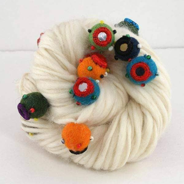 Basics of Knit Toys and Embellishment
