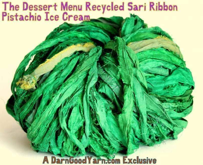 Recycled Sari Ribbon Color Choices