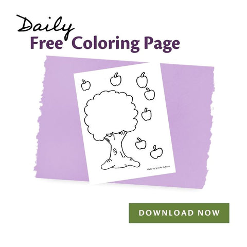 Free Printable Coloring Page Download