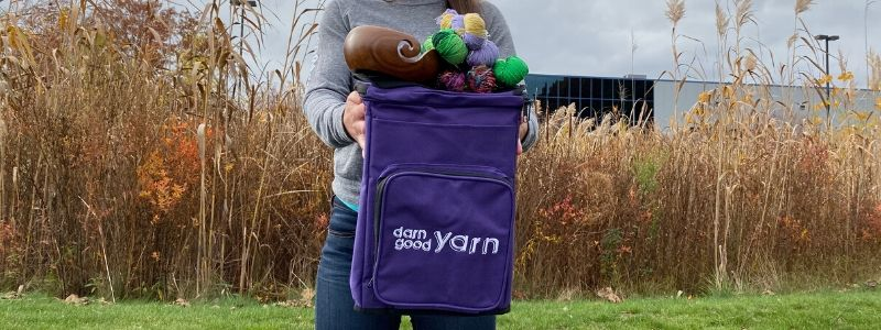 Yarn Storage Bundle Bag