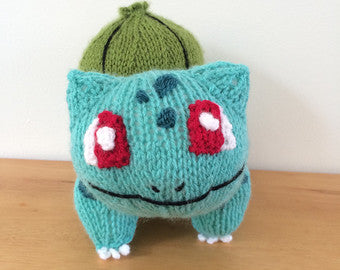 Bulbasaur - Etsy - Darn Good Yarn