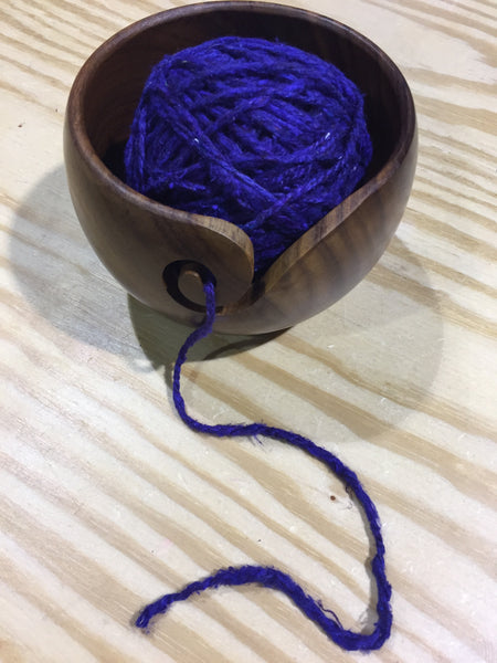 Use a Yarn Bowl