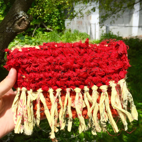 darn good yarn summer solstice clutch