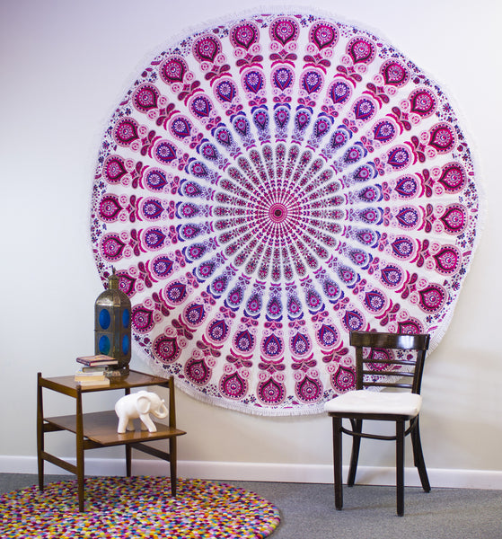 table cloth wall tapestry