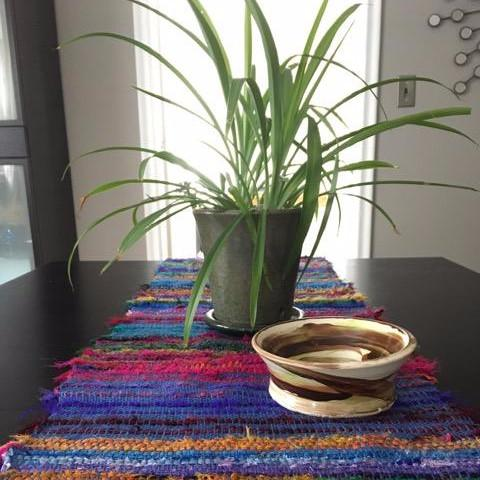 Tibet Jewels Woven Table Runner Kit