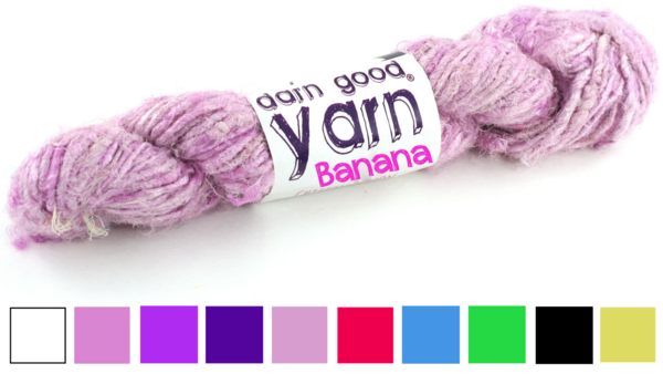 Banana Fiber - Darn Good Yarn