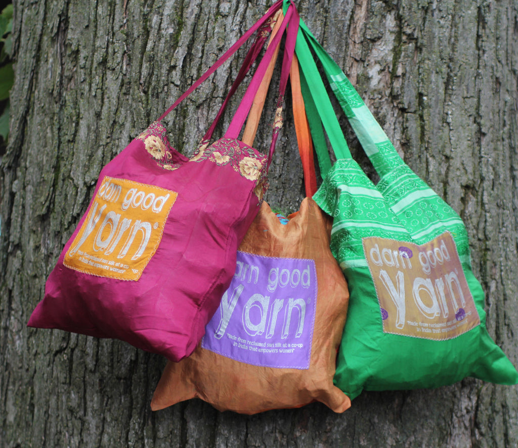 Darn Good Yarn Bag
