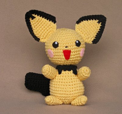 e620c99a0 11 or More Pokemon Crochet Patterns To Try and a Few Knit Ones, Too ...