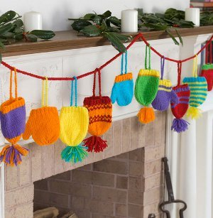 Five Easy Crafted Holiday Gifts and Decorations - Darn Good Yarn