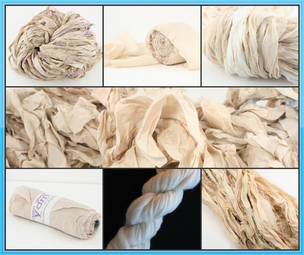 Undyed Yarn - Darn Good Yarn