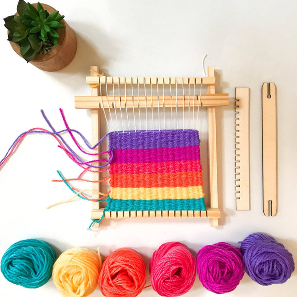 Beginners Weaving Loom Kit