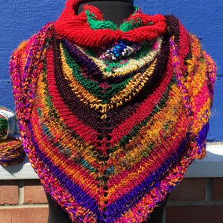 Moment of Zen Shawl Kit