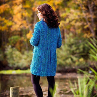Catwalk Sweater Sari Silk Ribbon Knit Kit