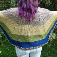 Herbal Sunrise Shawl Knit Kit