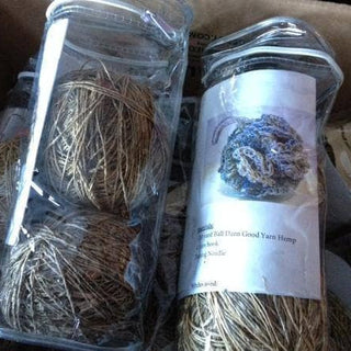 Crochet Kit: The Purist Hemp Bath/Shower Puff By Chriss!