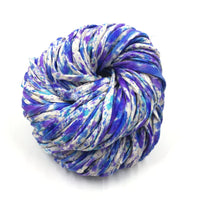Recycled Sari Silk Piping Cord- My husband did the laundry