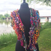 Sparkle Me Shawl Kit